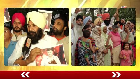 Video- देखिए Gurdaspur से Ticket मिलने के बाद Sunny Deol के Village Sahnewal में Celebration