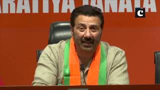 Sunny Deol joins BJP in presence of Nirmala Sitharaman, Piyush Goyal