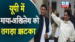 UP में माया-अखिलेश को तगड़ा झटका | Praveen Kumar Nishad हुए BJP में शामिल |#DBLIVE
