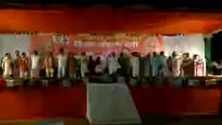 Shri Amit Shah addresses public meeting in Chhatarpur, Madhya Pradesh : 23.04.2019