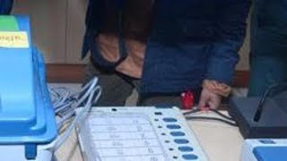 EVM Glitches, improper facilities for disabled and senior citizens dampen the mood of voters