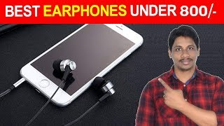 CLAW Future J3 Deep Bass Earphone with Mic under 800 unboxing telugu