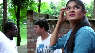 Chanchal Chowdhury, Hasan Masud & Moushumi Hamid Funny Scene || Mega Serial : GAME | Bangla Natok HD