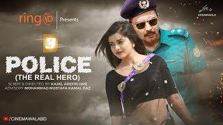 POLICE - THE REAL HERO | AFRAN NISHO | TANJIN TISHA | KAJAL AREFIN OME | BANGLA NATOK 2019 FULL HD