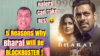 5 Reasons Why Bharat Will Be A Blockbuster l Haters Will Also Agree With It