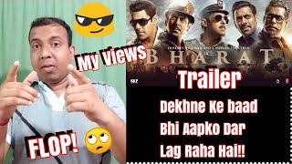Kya Bharat Trailer Dekhne Ke Baad Bhi Aapko Film Ke FLOP hone ka Dar Lag Raha Hai!
