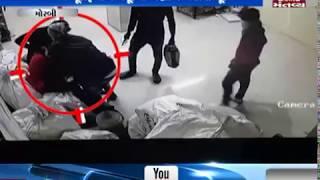 Morbi: 4 Thieves robs a Shop at gunpoint   Mantavya News