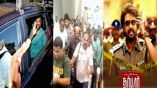 Darbar Movie Latest Update|Darbar Movie Rajini New Look|Darbar Movie Rajini Role|Nayanthara