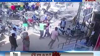 Patan: Attack attempt was made on Congress MLA Kirit Patel | Mantavya News