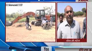Panchmahal: Industries and Mines department raids on illegal Sand Mining | Mantavya News