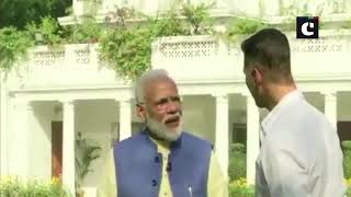 PM Narendra Modi in an interaction with Akshay Kumar speaks on his friendship with Barack Obama