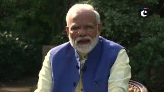 PM Modi shares interesting anecdote about his appearance