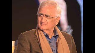 FIR against Salman Khurshid for calling himself 'baap' of CM Yogi
