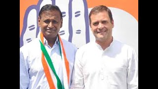 Disgruntled MP Udit Raj quits Bharatiya Janata Party, joins Congress