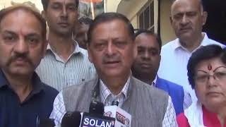 24 N 9 BJP WILL OPEN A ELECTION OFFICE AT SOLAN
