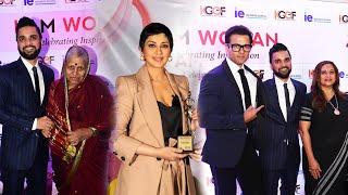 I Am Woman Awards 2019 | Taj Lands End | Rohit Roy Manasi Joshi And More