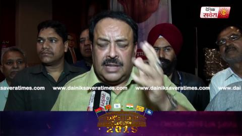 Video-BJP President Shawait Malik ने किया Gurjeet Aujla को Challenge