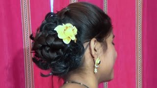 New Bridal Hairstyle For Girls With Long Hair | Latest Bridal Hairstyle For Girls With Long Hair