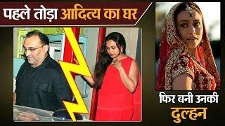 Love Story Of Rani Mukerji And Aditya Chopra