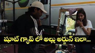 Allu Arjun Trivikram New Movie Shoot Begins | #AA19Alluarjun | #AA19 Movie Making | Top Telugu TV