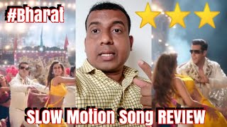 Slow Motion Song Review l Bharat