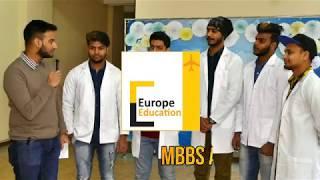 Chhattisgarh Student Study in MBBS Abroad   Europe Education   Champa, Baradwar, Sakti, Bilaspur