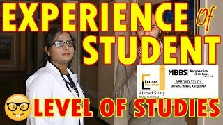 Indian medical student in Ukrainian medical university!