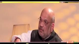 कांग्रेस ने अपने वोटबैंक के लिए देश की सुरक्षा के साथ खिलवाड़ किया है : श्री अमित शाह