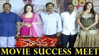 Kanchana 3 Movie Success Meet   Raghava Lawrence   Vedhika   Nikki Tamboli