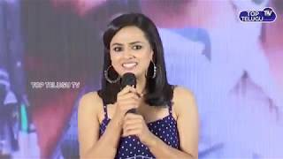 Shraddha Srinath Cute Speech | Jersey Appreciation Meet | Top Telugu TV