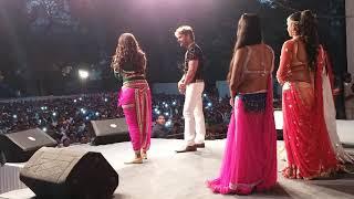 खेसारी लाल यादव का सुपरहिट स्टेज शो - लगा के फेयर लवली - अंजना सिंह - Live Stage Show 2018