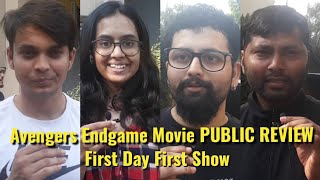 Avengers Endgame Movie PUBLIC REVIEW - First Day First Show - Hit Or Flop