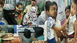 Child Kidnappers Arrested By Chandrayangutta Police | Children Rescued | @ SACH NEWS |