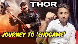 Journey To Avengers ENDGAME THOR