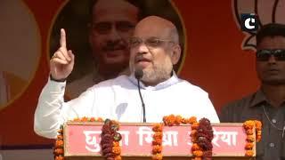 Congress' 3Gs are Sonia, Rahul, Priyanka Gandhi, BJP's 3Gs are 'Gaanv', 'Gau mata' and 'Ganga mata'