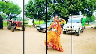 आरती शर्मा का सबसे हिट डांस 2019 | Bittu Tapke Pasina Galan Te | Balli Gurjar & Aarti Sharma