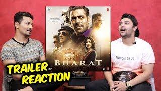 Harsh Beniwal Reaction On Salman Khans BHARAT TRAILER And Looks | Disha Patani | Katrina Kaif