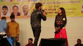 | खेसारी लाल ने जब गाया  ये गाना तो रोने लगी अंजना सिंह # शादी होते जान भुला जइबू का हो# Song  2018
