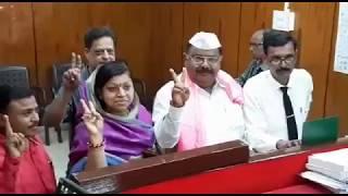 खंडवा लोकसभा : जय श्री सुरेंद्र सिंह शेरा भैय्या ने नामांकन भरा | Burhanpur | Khandwa