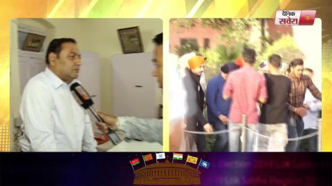 Punjab Ch Sunny Deol: देखिए Jallianwala Bagh में शहीदों के बारे में क्या कह के गए Sunny Deol