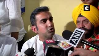 Gautam Gambhir hits back at Atishi over 2 voter IDs allegation