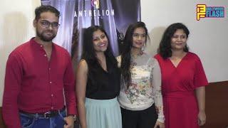 Blink Short Film Special Screening - Anirudh Joshi, Vimmy Bhtt, Director Atmja & Producer Akanksha