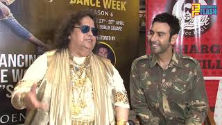 India Dance Week Season 6 Lamp Lighting Ceremony - Bappi Lahiri, Sandeep Soparkar & Jassi Kaur