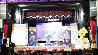 Odissi Sangeet Mahostav - 2019.Singer: Saswati Samant.