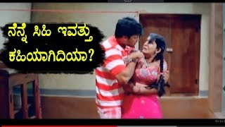 Darshan Super Hit Kannada Movie Scenes 2019 | Kannada Movies | Darshan | Bullet Prakash
