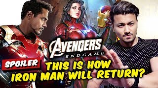 Avengers Endgame | Who Will Carry IRON MAN Legacy Forward? | Tony Stark