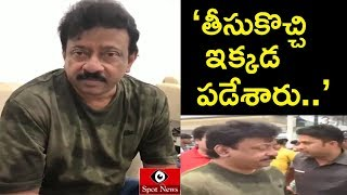Ram Gopal Varma Arrest | Ram Gopal Varma Facebook Video After Arrest At Gannavaram | Top Telugu TV