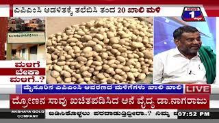 """ಮಳಿಗೆ ಬೇಕಾ ಮಳಿಗೆ..?(""""Malige Beka Malige..?"""") News 1 Kannada Discussion Part 03"""