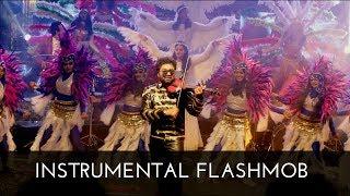INSTRUMENTAL FLASHMOB - A MUSICAL REPRISE - ABHIJITH & BAND -MUSIC VIDEO-LULU MALL