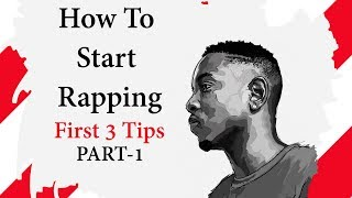 3 Ideas to Start Rapping (Part 1) in HINDI | Top 3 Tips | HINDI HOWTORAP GURU BHAI